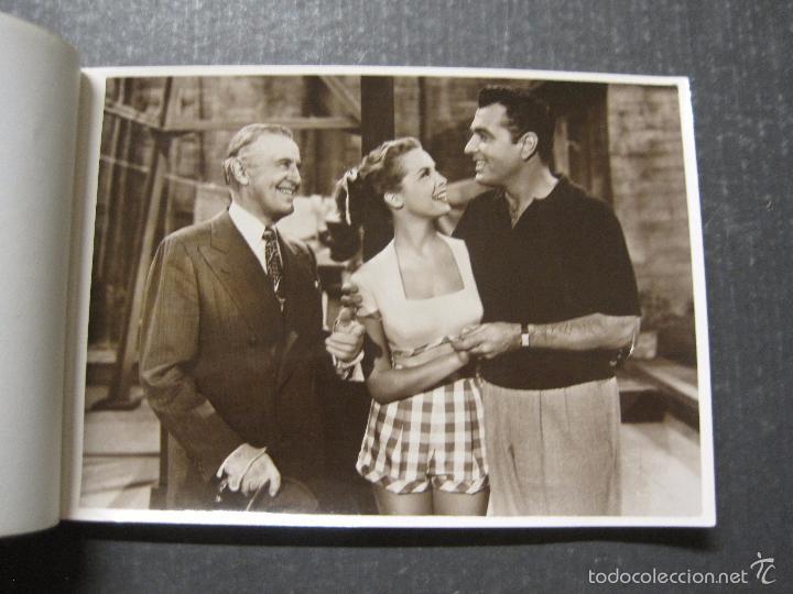 Cine: LUCES DE BROADWAY - VICTORY FILMS - LIBRO PUBLICITARIO CON 25 FOTOGRAFIAS - VER FOTOS - (V-5650) - Foto 14 - 56919600
