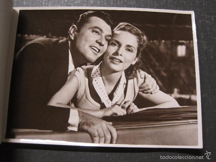 Cine: LUCES DE BROADWAY - VICTORY FILMS - LIBRO PUBLICITARIO CON 25 FOTOGRAFIAS - VER FOTOS - (V-5650) - Foto 15 - 56919600