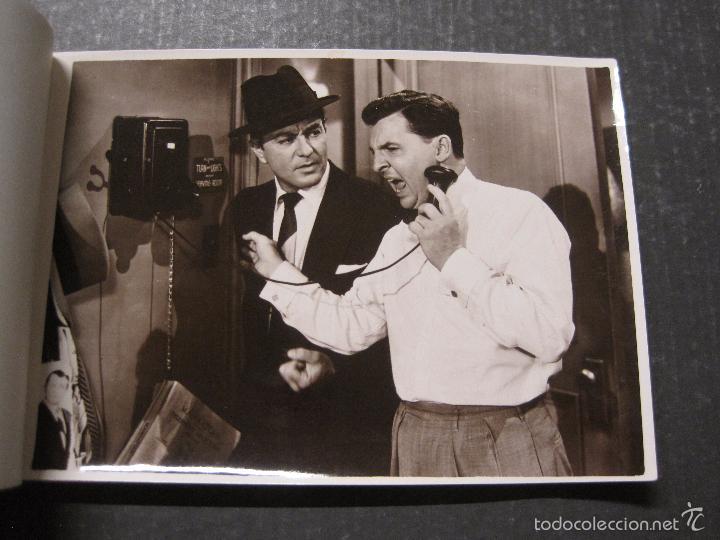 Cine: LUCES DE BROADWAY - VICTORY FILMS - LIBRO PUBLICITARIO CON 25 FOTOGRAFIAS - VER FOTOS - (V-5650) - Foto 16 - 56919600