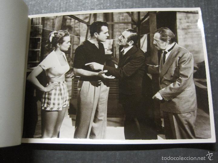Cine: LUCES DE BROADWAY - VICTORY FILMS - LIBRO PUBLICITARIO CON 25 FOTOGRAFIAS - VER FOTOS - (V-5650) - Foto 17 - 56919600
