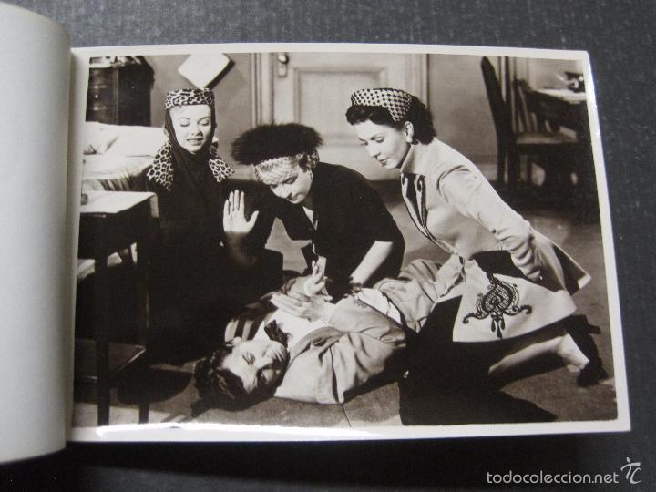 Cine: LUCES DE BROADWAY - VICTORY FILMS - LIBRO PUBLICITARIO CON 25 FOTOGRAFIAS - VER FOTOS - (V-5650) - Foto 18 - 56919600