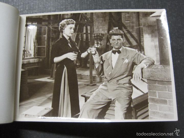 Cine: LUCES DE BROADWAY - VICTORY FILMS - LIBRO PUBLICITARIO CON 25 FOTOGRAFIAS - VER FOTOS - (V-5650) - Foto 19 - 56919600