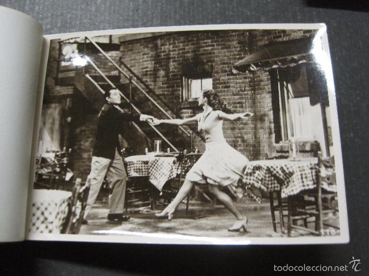 Cine: LUCES DE BROADWAY - VICTORY FILMS - LIBRO PUBLICITARIO CON 25 FOTOGRAFIAS - VER FOTOS - (V-5650) - Foto 20 - 56919600