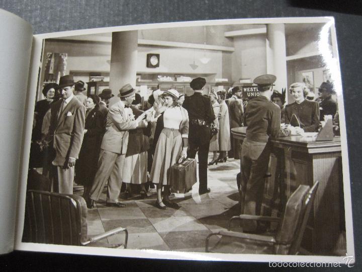 Cine: LUCES DE BROADWAY - VICTORY FILMS - LIBRO PUBLICITARIO CON 25 FOTOGRAFIAS - VER FOTOS - (V-5650) - Foto 22 - 56919600
