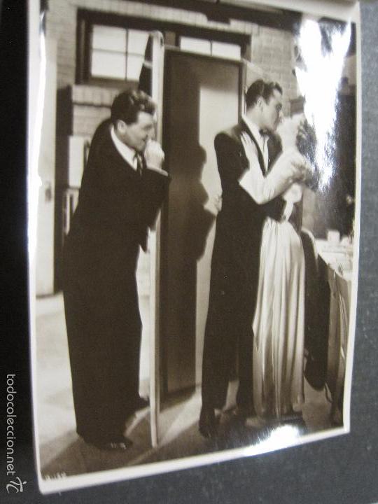 Cine: LUCES DE BROADWAY - VICTORY FILMS - LIBRO PUBLICITARIO CON 25 FOTOGRAFIAS - VER FOTOS - (V-5650) - Foto 26 - 56919600
