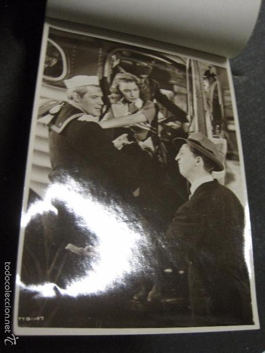 Cine: LUCES DE BROADWAY - VICTORY FILMS - LIBRO PUBLICITARIO CON 25 FOTOGRAFIAS - VER FOTOS - (V-5650) - Foto 27 - 56919600
