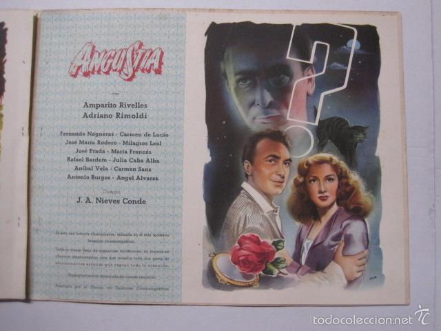 Cine: PROGRAMA PELICULAS EDICI - AÑOS 1948 -1949 - VER FOTOS -(V-5848) - Foto 9 - 57160102