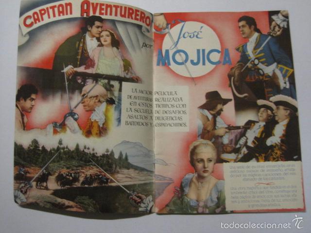 Cine: PROGRAMA PELICULAS - REY SORIA FILMS - AÑOS 1945- 46 - VER FOTOS -(V-5852) - Foto 2 - 57160256