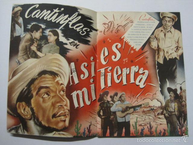 Cine: PROGRAMA PELICULAS - REY SORIA FILMS - AÑOS 1945- 46 - VER FOTOS -(V-5852) - Foto 4 - 57160256