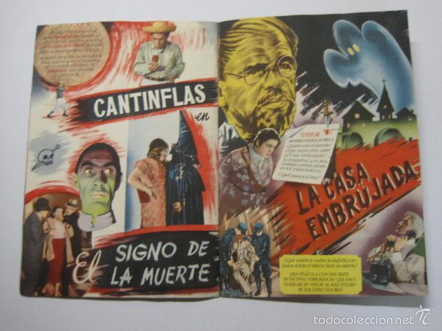 Cine: PROGRAMA PELICULAS - REY SORIA FILMS - AÑOS 1945- 46 - VER FOTOS -(V-5852) - Foto 7 - 57160256