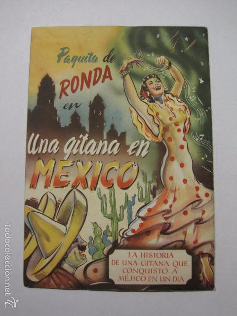 Cine: PROGRAMA PELICULAS - REY SORIA FILMS - AÑOS 1945- 46 - VER FOTOS -(V-5852) - Foto 9 - 57160256