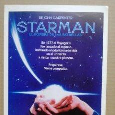 Cine: BETA STARMAN - JEFF BRIDGES, KAREN ALLEN-GUIA. Lote 58439257