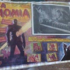 Cine: LA MOMIA CHRISTOPHER LEE. Lote 59841624