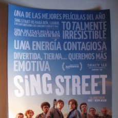 Cine: H2383 SING STREET. Lote 60685119