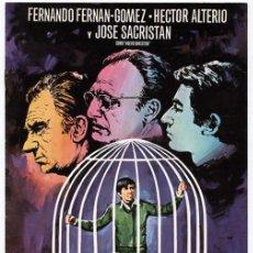 Cine: ¡ARRIBA HAZAÑA! - GUÍA PARA PRENSA (1978). Lote 62239128