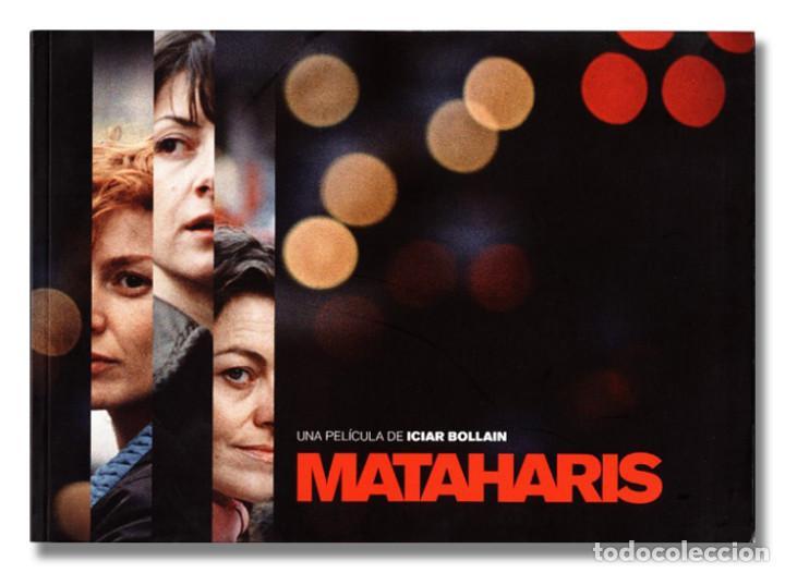 MATAHARIS, DE ICÍAR BOLLAÍN – NAJWA NIMRI, MARÍA VÁZQUEZ Y NURIA GONZÁLEZ (Cine - Guías Publicitarias de Películas )