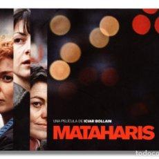 Cine: MATAHARIS, DE ICÍAR BOLLAÍN – NAJWA NIMRI, MARÍA VÁZQUEZ Y NURIA GONZÁLEZ. PEDIDO MÍNIMO: 6 EUROS. Lote 62277904