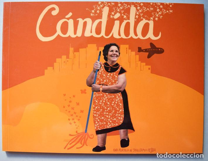 CÁNDIDA, DE GUILLERMO FESSER - GUÍA PARA PRENSA (2007) (Cine - Guías Publicitarias de Películas )