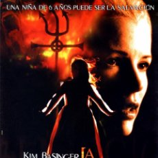 Cine: LA BENDICIÓN (GUÍA ORIGINAL SIMPLE CON FOTOS) KIM BASINGER. Lote 63297624
