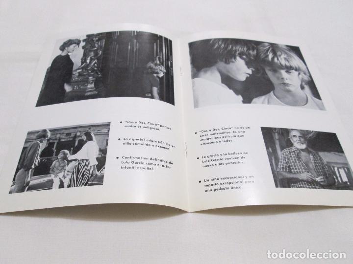 Cine: DOS Y DOS, CINCO - LOLO GARCIA - CB FILMS - Foto 2 - 63478000