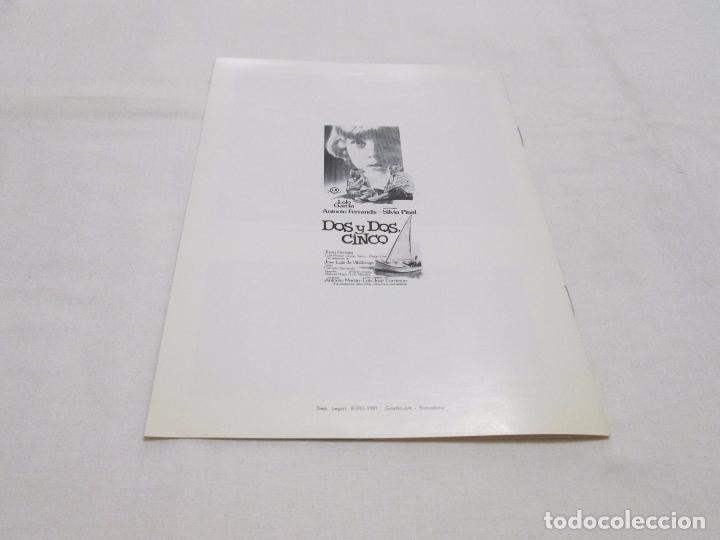 Cine: DOS Y DOS, CINCO - LOLO GARCIA - CB FILMS - Foto 3 - 63478000