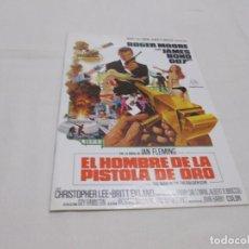 Cine: EL HOMBRE DE LA PISTOLA DE ORO - ROGER MOORE - CB FILMS. Lote 63483580