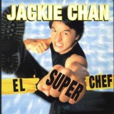 Cine: EL SUPER CHEF JACKIE CHAN GUIA ORIGINAL Q. Lote 64797803