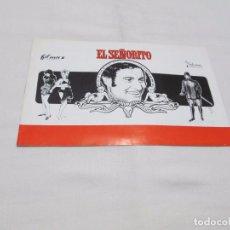 Cine: EL SEÑORITO - ARTURO FERNANDEZ - FILMAX. Lote 65938090