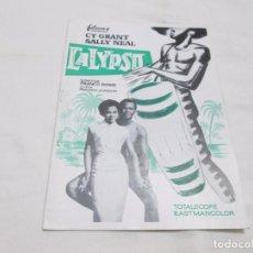 Cine: CALYPSO - CY GRANT - FILMAX. Lote 66184286