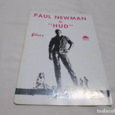 Cine: HUD - PAUL NEWMAN - FILMAX. Lote 66184998