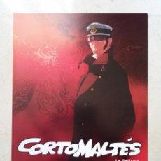 Cine: GUIA ORIGINAL -A4- CORTOMALTES LA PELICULA - ANIMACION. Lote 66974382