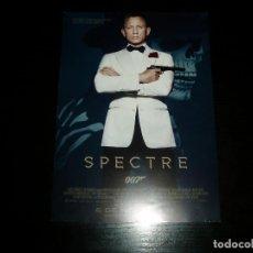 Cinema: 007 SPECTRE. GUÍA PUBLICITARIA SENCILLA ORIGINAL DE LA PELÍCULA. NUEVO.. Lote 184908367