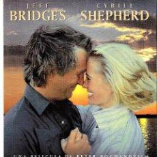 Cine: TEXASVILLE, GUIA ORIGINAL, JEFF BRIDGES, CYBILL SHEPHERD. Lote 68927945