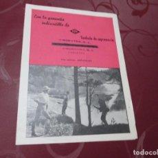 Cine: ODIO EN LOS BOSQUES - GERT FROBE - DISCENTRO. Lote 69572441