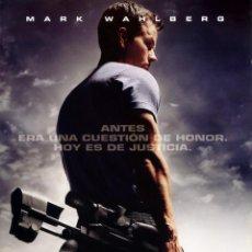 Cine: SHOOTER EL TIRADOR (GUÍA ORIGINAL DOBLE CON FOTOS DE SU ESTRENO EN ESPAÑA). Lote 179323535