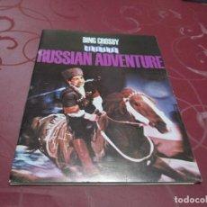 Cine: RUSSIAN ADVENTURE - BING CROSBY . Lote 73567767