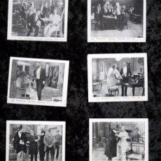 Cine: LA GRAN PECADORA - HENNY PORTEN - - RECLAM FILMS - TIKET FILMS - 6 - COMPLETA. Lote 73642543