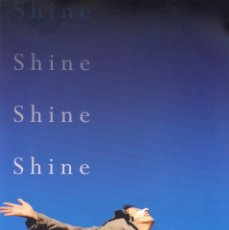 Cine: SHINE (GUÍA ORIGINAL DOBLE CON FOTOS DE SU ESTRENO EN ESPAÑA). Lote 194944725