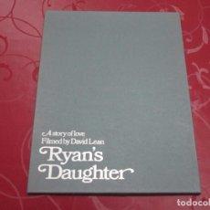 Cine: RYAN'S DAUGHTER (LA HIJA DE RYAN) - DAVID LEAN - MGM. Lote 74210235
