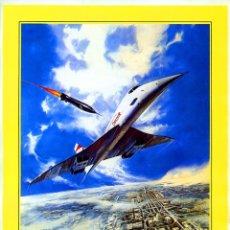 Cine: AEROPUERTO 80 (GUÍA ORIGINAL SIMPLE CON FOTOS DE SU ESTRENO EN ESPAÑA) ALAIN DELON. Lote 98838451