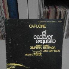 Cine: GUÍA DE EL CADAVER EXQUISITO. Lote 78355589