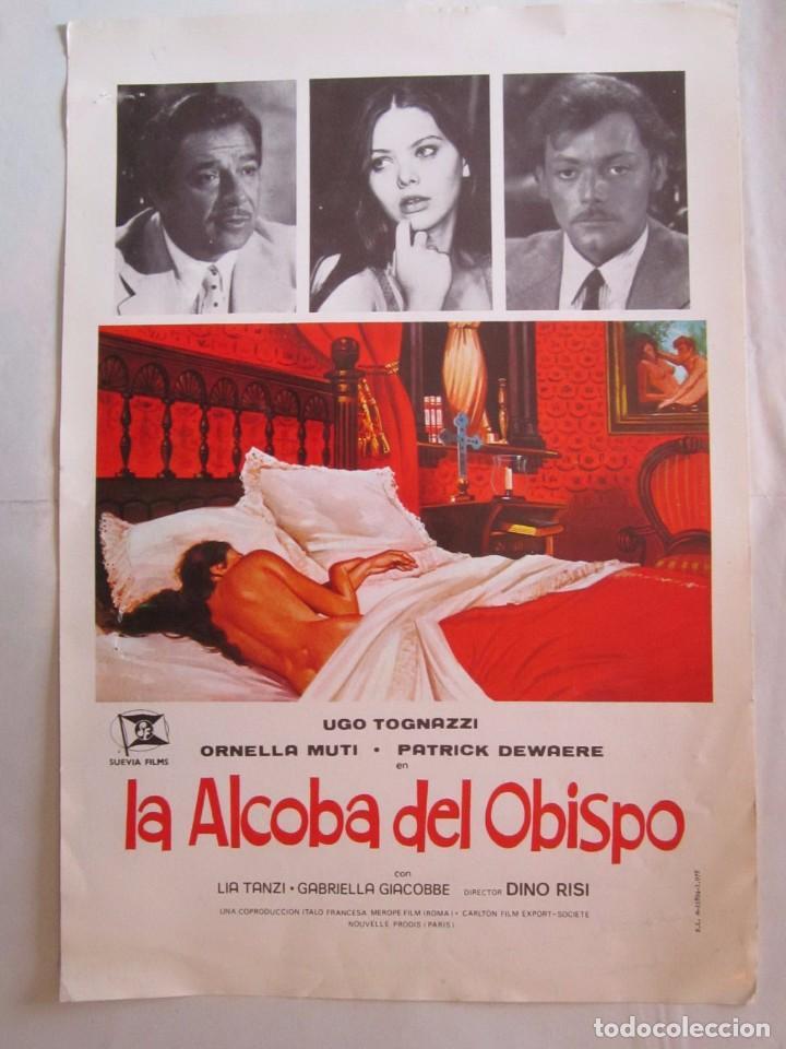 cartel de cine 20x30 la alcoba del obispo con h - Comprar Guías ...