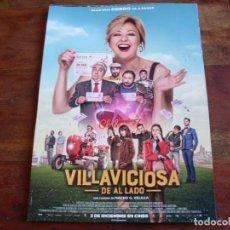 Cine: VILLAVICIOSA DE AL LADO - CARMEN MACHI, LEO HARLEM, BELEN CUESTA, CARLOS SANTOS - GUIA. Lote 79105289