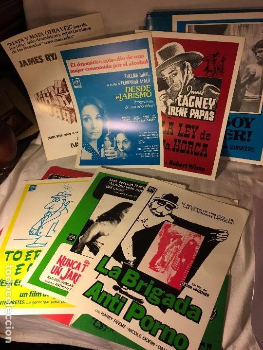 6b41e3133 rm1 carpeta guía de daga films. lote coleccion, - Comprar Guías ...