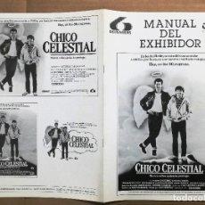 Cine: CHICO CELESTIAL. GUÍA DE LAUREN FILMS. (8 PÁGINAS). Lote 81064516