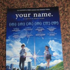 Cine: L120 YOUR NAME NO ENTRA EN LOTES. Lote 118776979