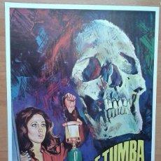 Cine: UN SILENCIO DE TUMBA - JESÚS FRANCO - (1972). Lote 82936372