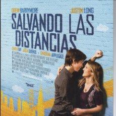Cine: SALVANDO LAS DISTANCIAS. Lote 84685044
