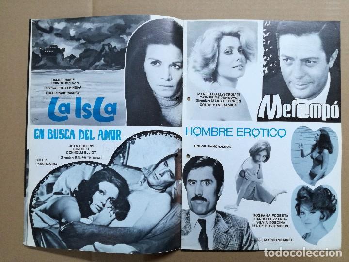 Cine: LISTA DE MATERIAL 1972.IZARO FILMS.MARCO ANTONIO ,TROSKY,BARBA AZUL,LA ISLA,KILL,LOS SECUACES... - Foto 3 - 84915732