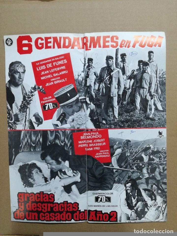 Cine: LISTA DE MATERIAL AS .1971.ANONIMO VENECIANO,MORIR DE AMOR,LOS VISITANTES DE LA NOCHE,GATO 9 COLAS.. - Foto 6 - 84917092